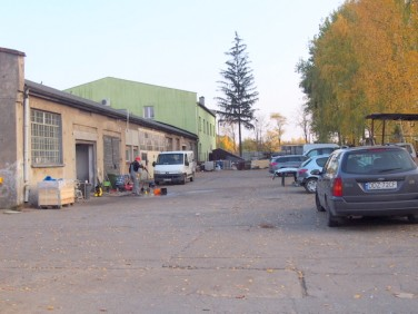 Działka przemysłowa Dzierżoniów