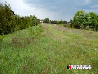 Działka inwestycyjna Jedlińsk