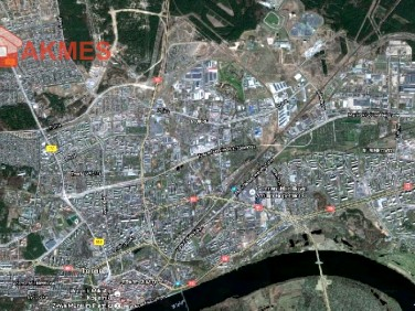 Działka przemysłowa Toruń