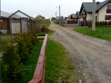 Działka budowlano-rolna Giebułtów