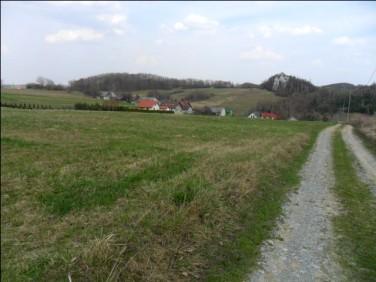 Działka rolna Jerzmanowice