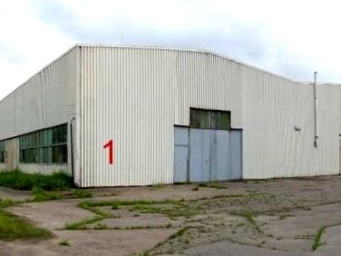 Budynek użytkowy Korczyna