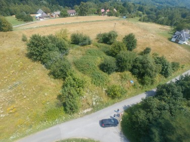 Działka budowlano-rolna Tuch