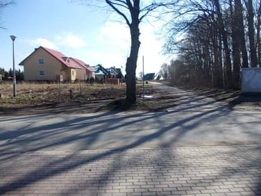 Działka budowlana Kąpino