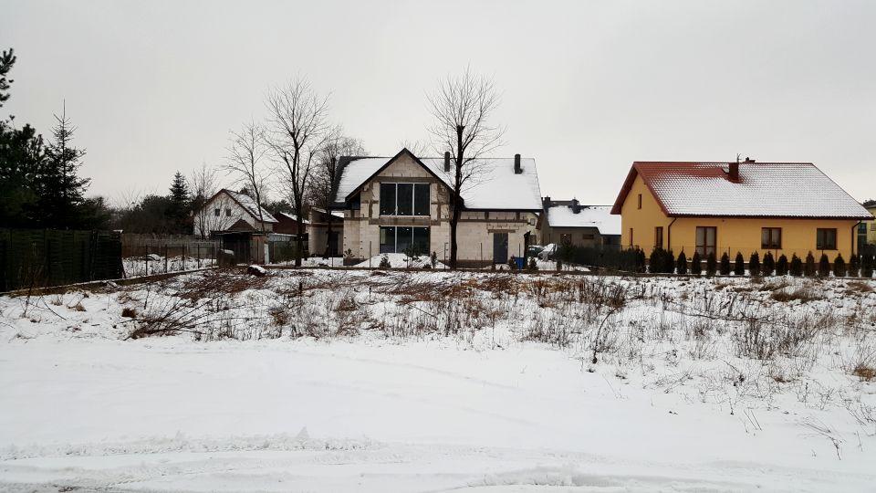 Działka budowlana Żyrardów
