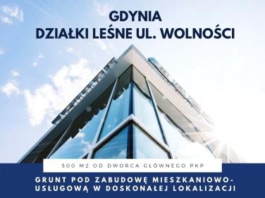 Działka inwestycyjna Gdynia sprzedam
