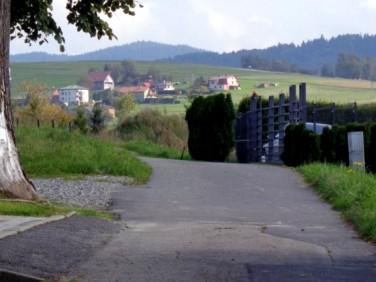 Działka budowlana Łękawica