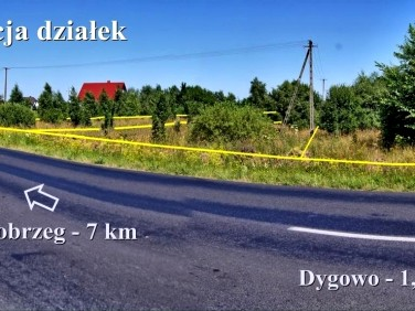 Działka Dygowo