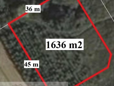 Działka budowlana Grębocin
