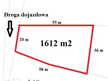 Działka budowlano-rolna Pruska Łąka