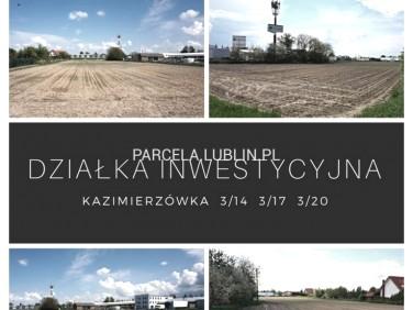 Działka usługowa Lublin