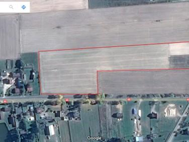 Działka budowlano-rolna Kowiesy