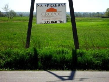 Działka rolna Zabrzeg