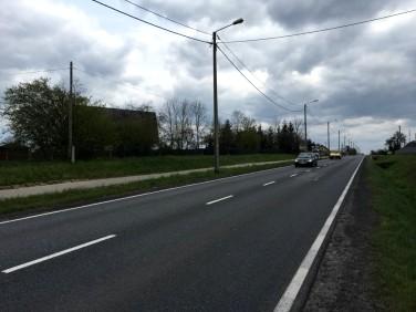 Działka inwestycyjna Ostrzeszów
