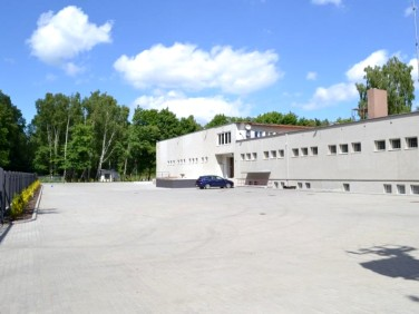 Budynek użytkowy Dębogórze