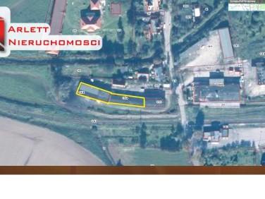Działka przemysłowa Borkowice