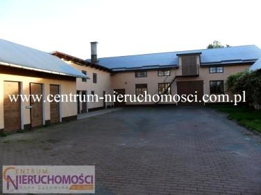 Budynek użytkowy Węgrów