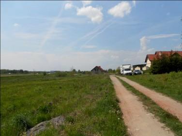 Działka budowlano-rolna Kaplityny