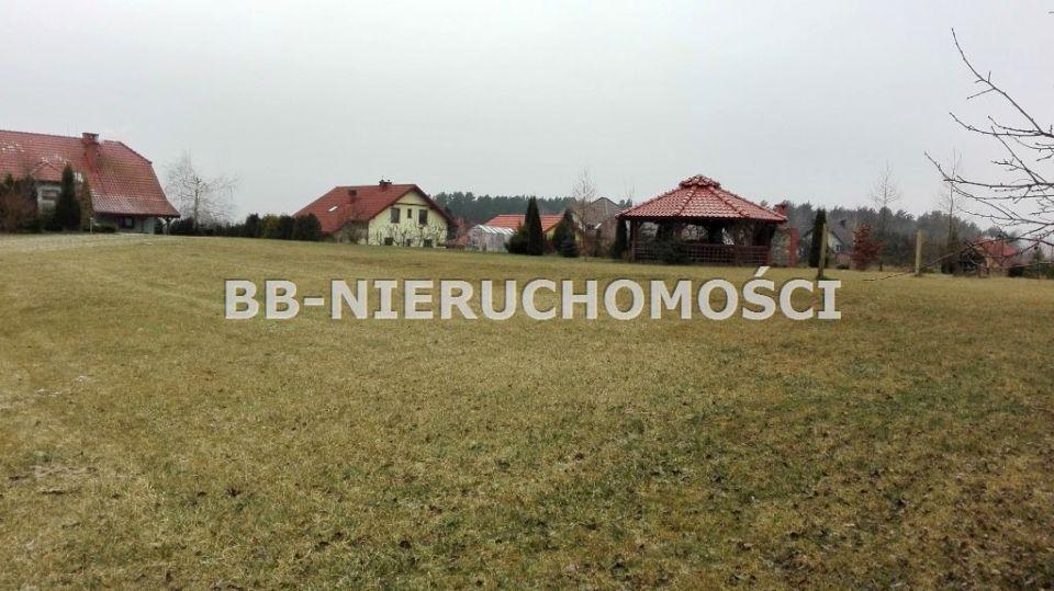 Działka budowlano-rolna Kieźliny