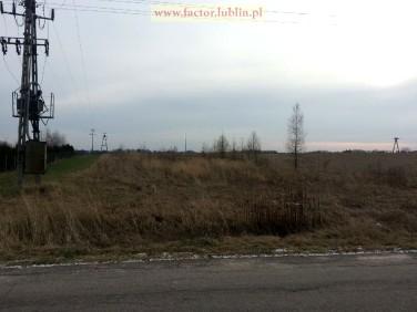 Działka budowlana Tomaszowice-Kolonia