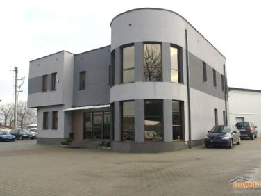 Budynek użytkowy Mikołów