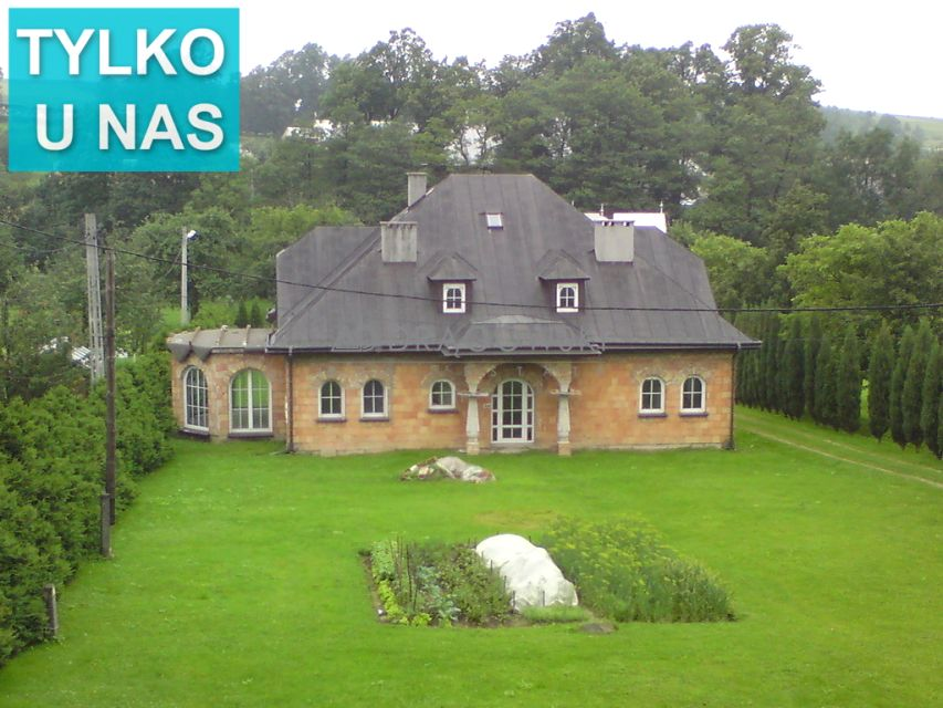 Dom Klimkówka