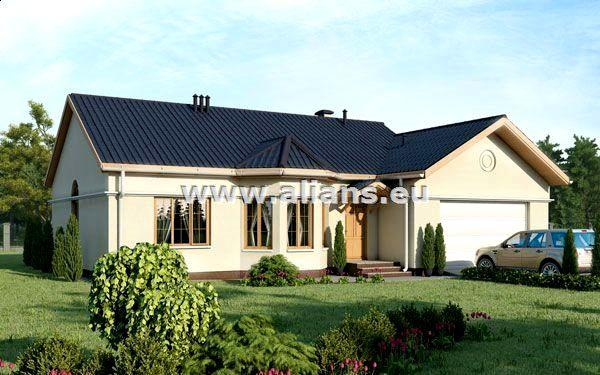 Dom Rębiechowo
