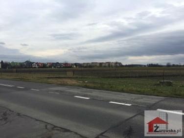 Działka inwestycyjna Strzelce Opolskie