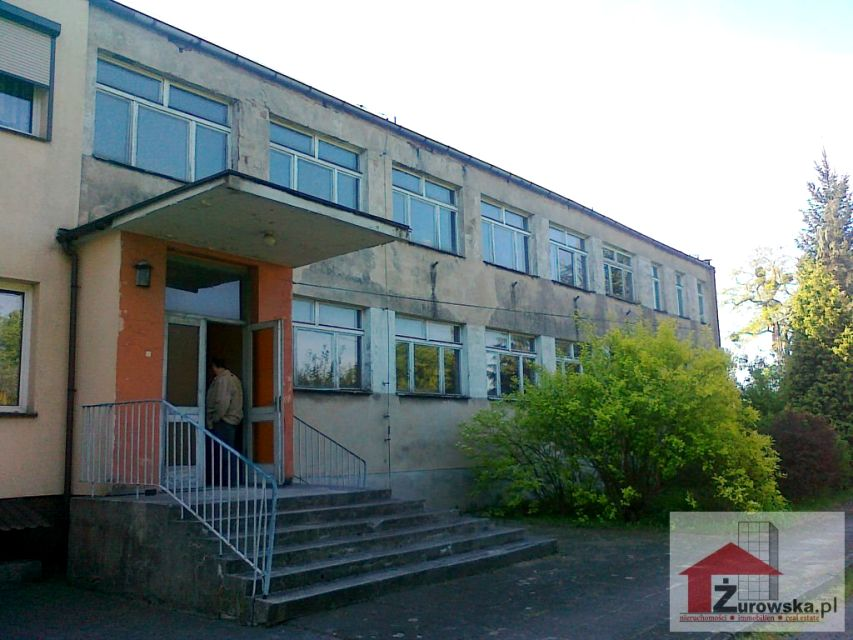 Budynek użytkowy Borkowice