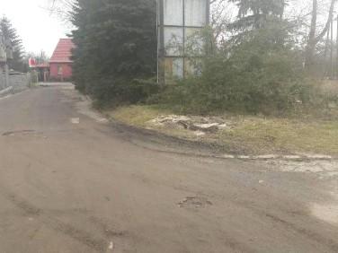Działka przemysłowa Pyrzyce