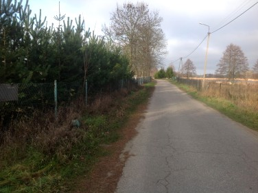 Działka budowlano-rolna Brajniki