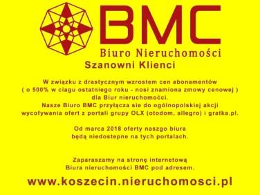Działka budowlana Koszęcin sprzedam