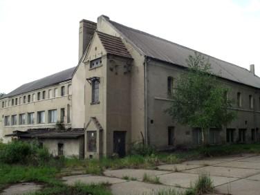 Budynek użytkowy Recz