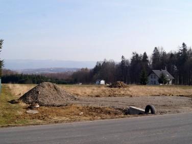 Działka budowlana Rudzica