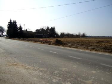 Działka inwestycyjna Ołtarzew