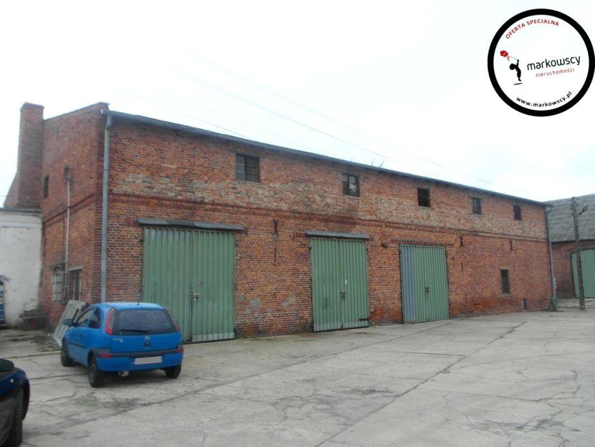 Budynek użytkowy Ustowo