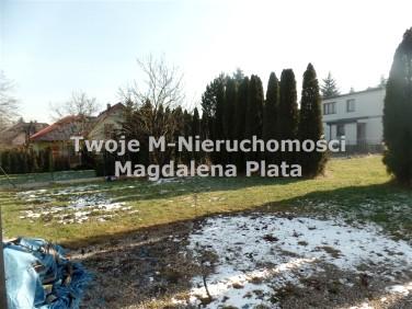 Działka budowlana Wieliczka