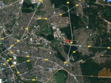 Działka przemysłowa Warszawa