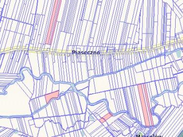 Działka rolna Piaseczno