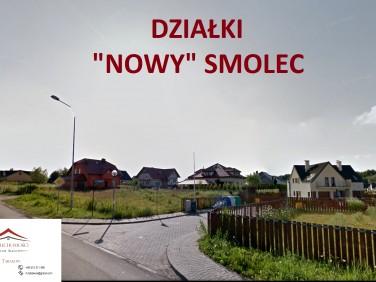Działka budowlana Smolec