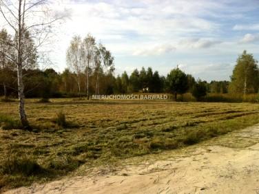 Działka budowlana Borowina