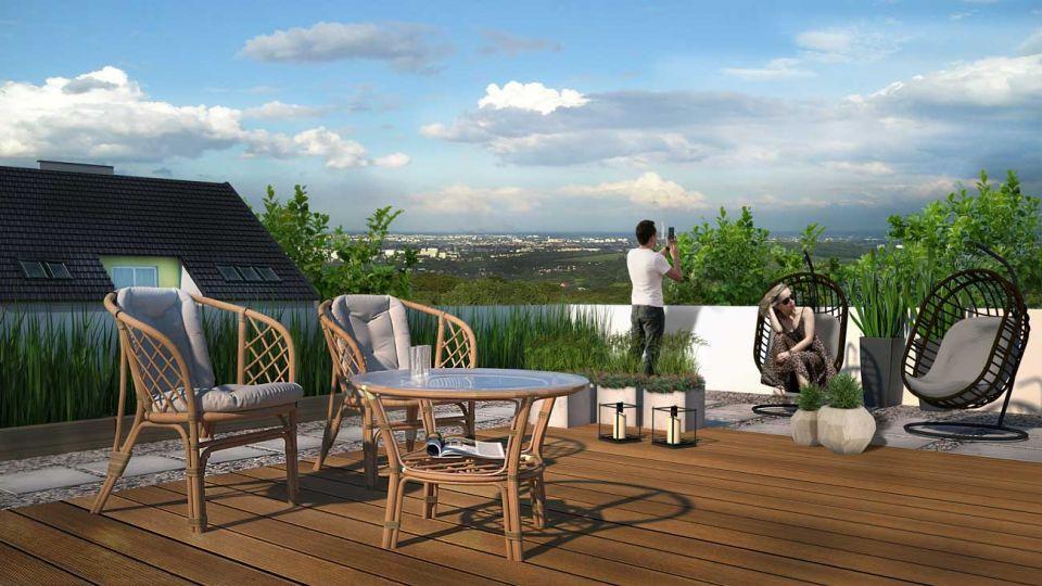 Murapol - Osiedle Królewskie Tarasy - nowe 2-pokojowe mieszkanie już od 726 zł/miesięcznie