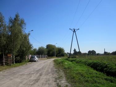 Działka budowlana Lubiczów