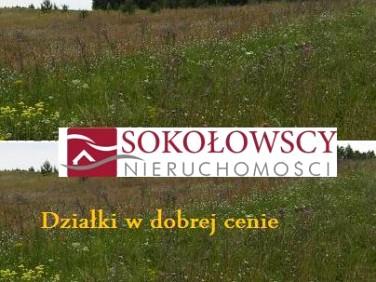 Działka rolna Sobolewo sprzedam