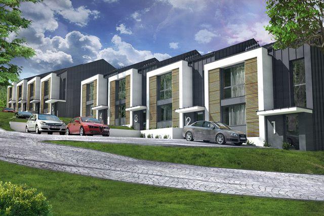 Apartamenty przy Olimpijskiej II