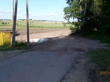 Działka budowlana Psary