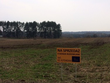 Działka budowlana Nienawiszcz