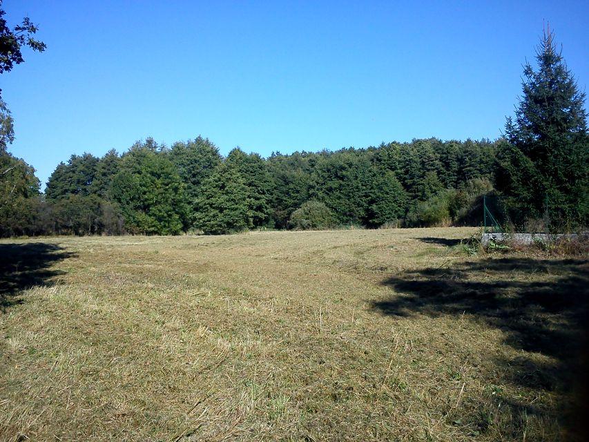 Działka budowlano-rolna Żarnowo