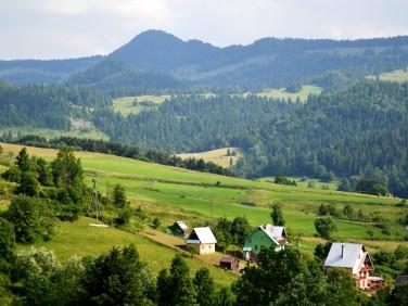 Działka budowlano-rolna Szczawnica