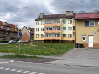 Działka usługowa Nowogard